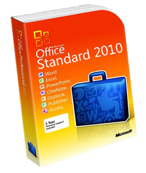 Office 2010 standard Key